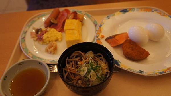 第五天早餐