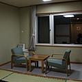 大雪飯店房間