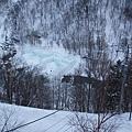 大雪飯店附近冰雕
