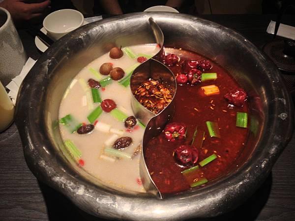 紅泥小染&白鳳千叟鍋