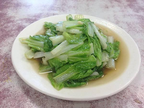 炒青菜50元