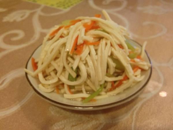 小菜--干絲