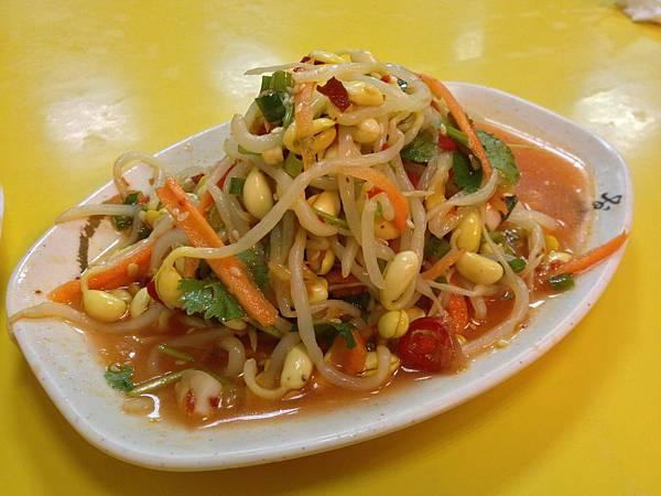 小菜--豆芽