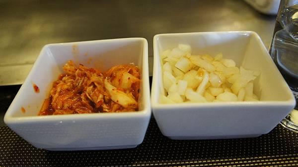 泡菜&洋蔥