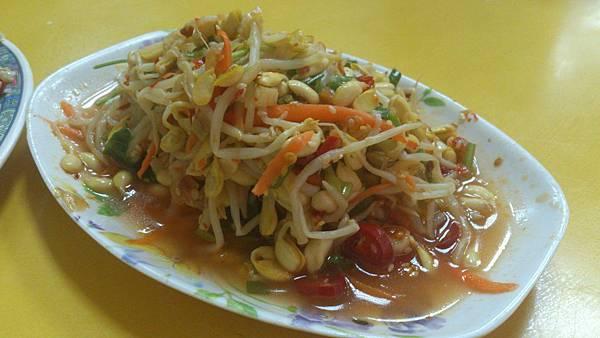 小菜--黃豆芽