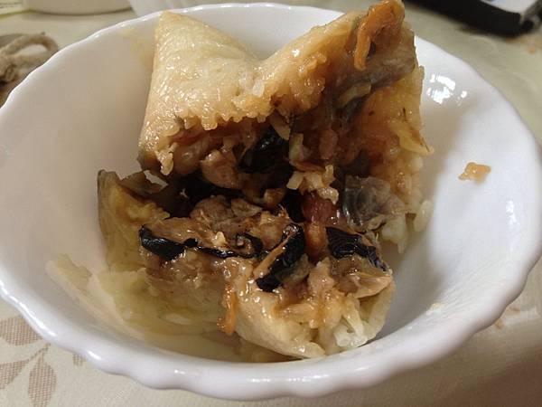 莊媽媽肉粽