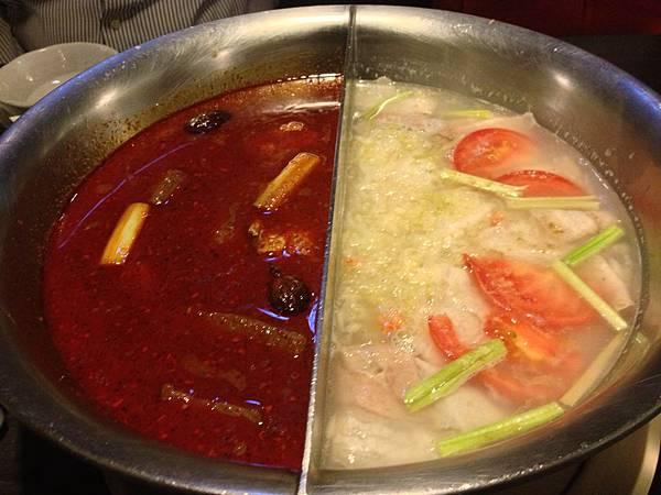 龍鳳鴛鴦鍋