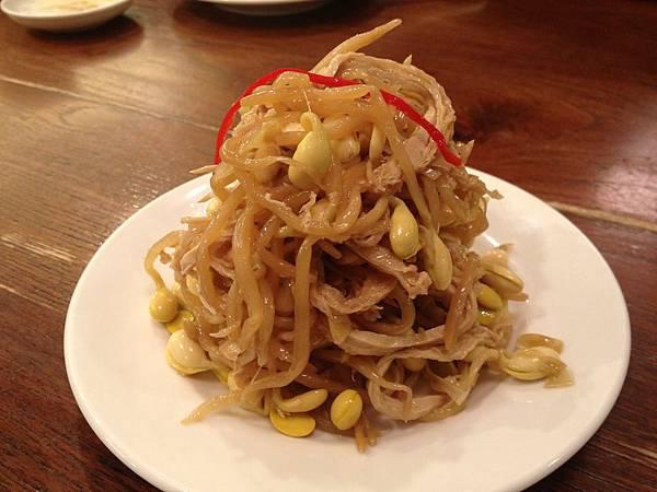 寧式黃豆芽