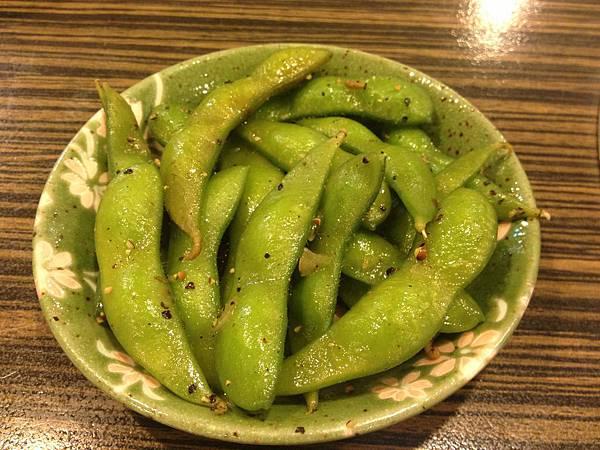 小菜-毛豆