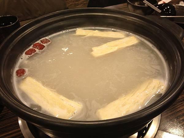 粥火鍋湯底