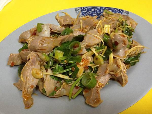 小菜--雞胗