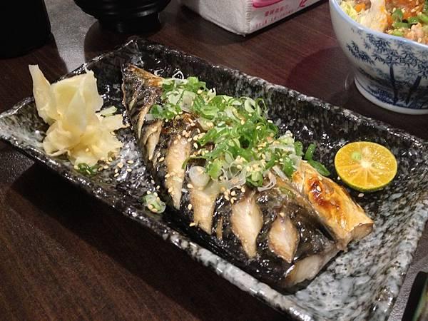 挪威鹽烤鯖魚