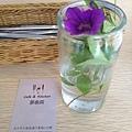 桌上小花&名片