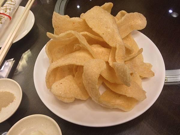 安平鮮蝦餅