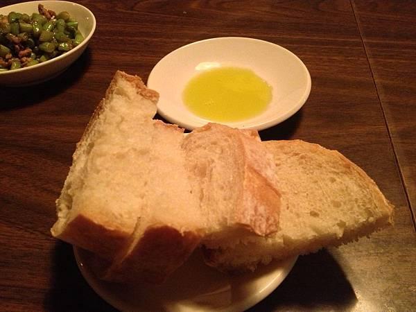 麵包&橄欖油