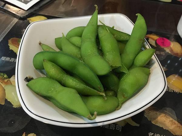 小菜--毛豆