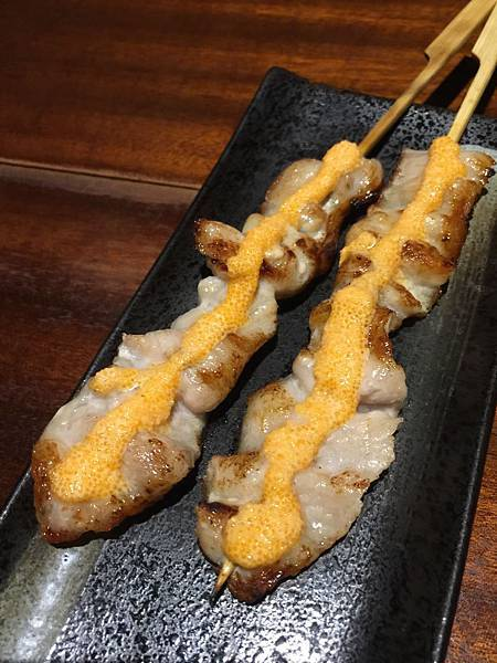 松阪串燒明太子醬