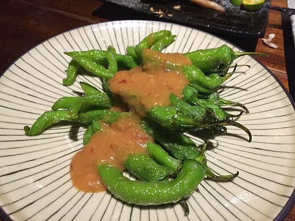 紅味增糯米椒