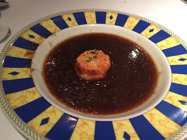 焗烤起司洋蔥湯