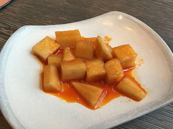 招待小菜-蘿蔔乾