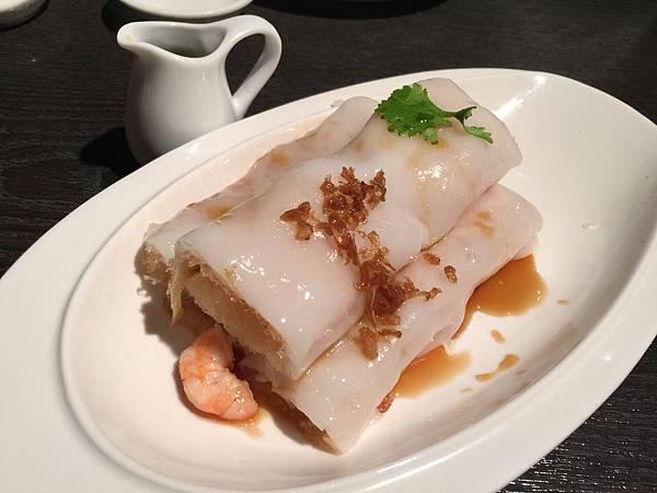 脆皮鮮蝦腸粉