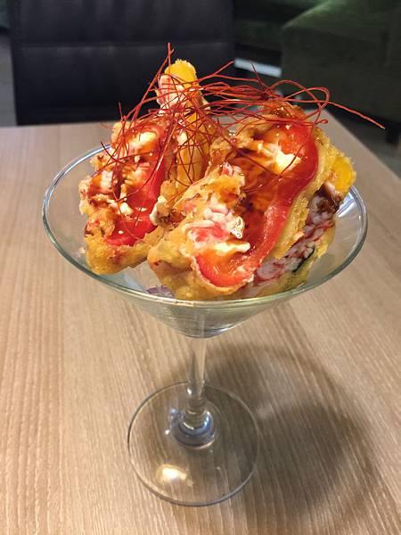 蜜月(甜椒、蟹肉、美式乳酪)