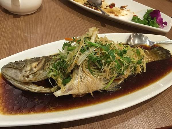 清蒸鮮海魚