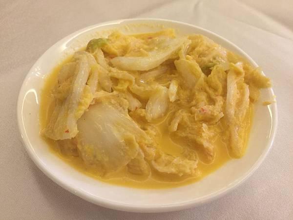 小菜-黃金泡菜