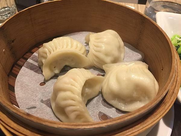 海鮮蒸餃120元