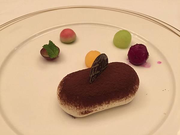 GMT特製甜點