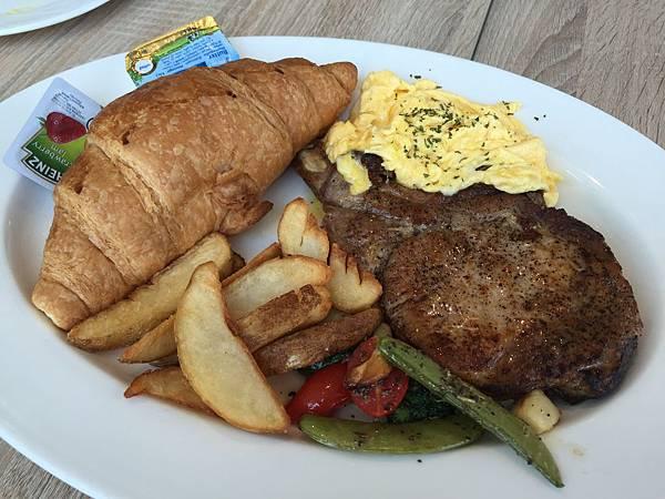 早午餐--噶瑪蘭黑豚