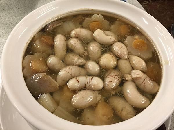 雞佛蘿蔔丸排骨湯