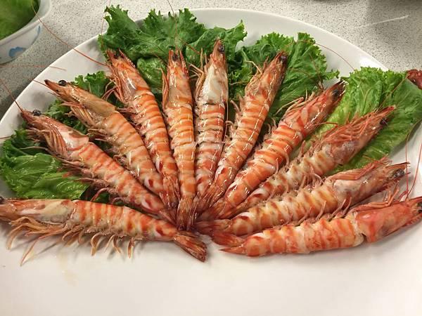 醉蝦(虎斑蝦)