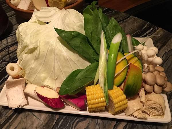 雙人蔬菜盤