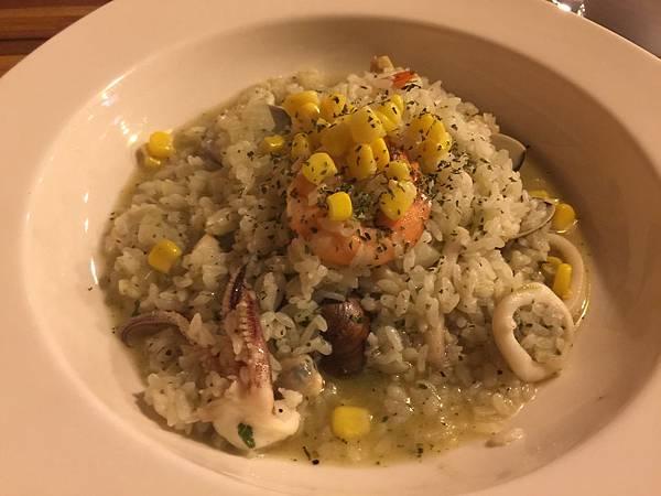 西西里海鮮燉飯
