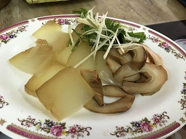曼波魚&魚腸