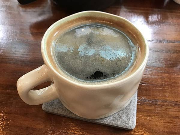 熱美式咖啡