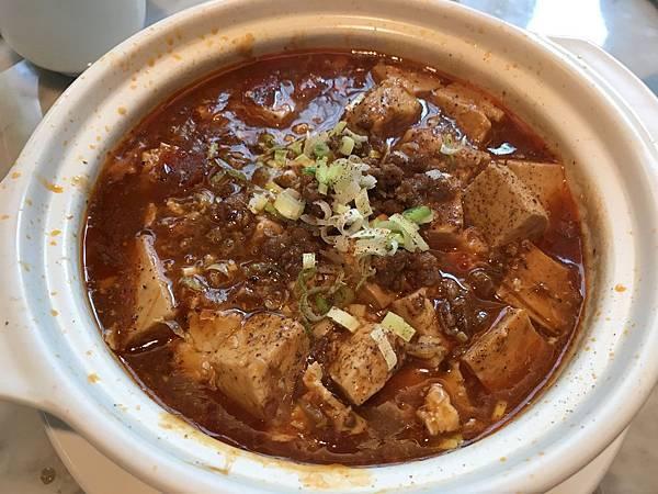 麻婆豆腐  350