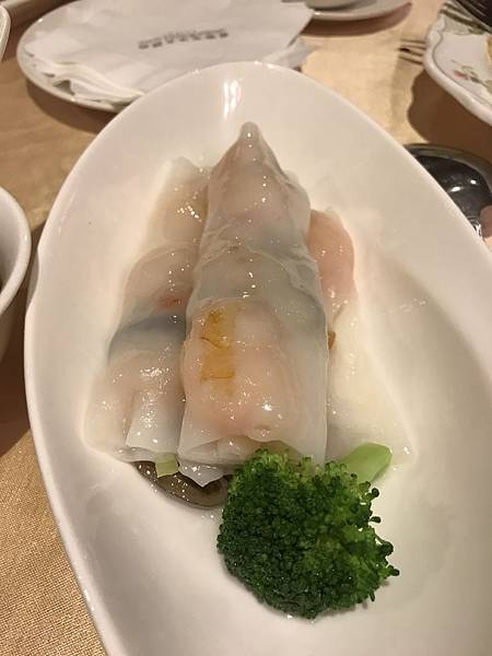 鮮蝦韭黃腸粉
