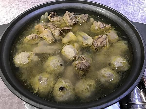 原汁土雞鍋