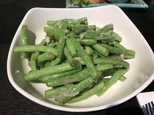 魚露四季豆