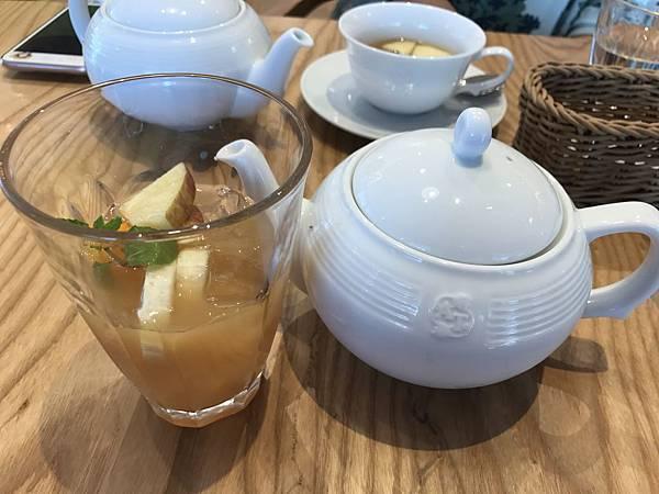 甜蜜水果茶(冰)