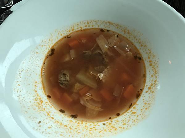 羅馬蔬菜牛肉燉湯