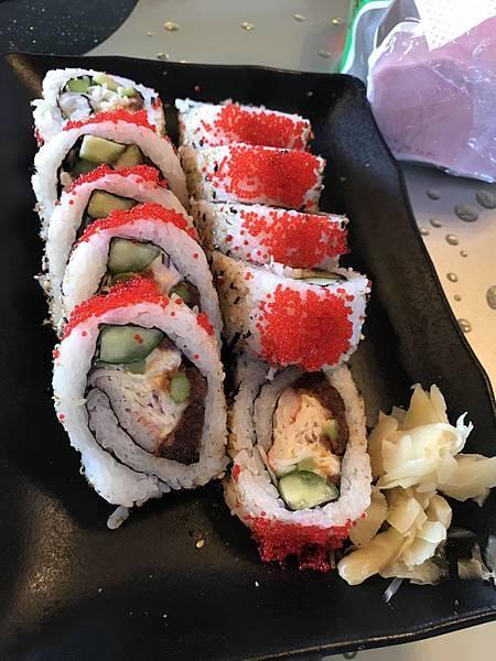 花壽司120元