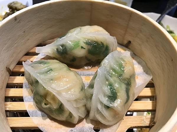 柳葉菠菜餃98