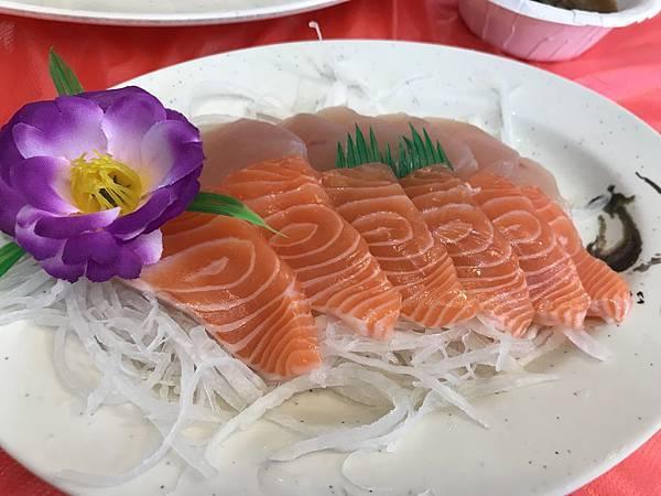 生魚片150