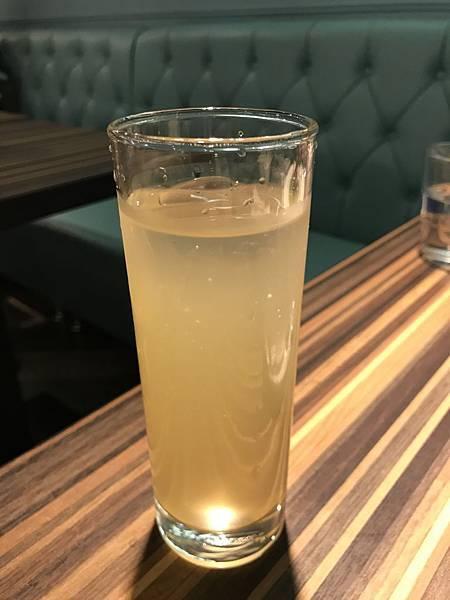 蜜香檸檬汁