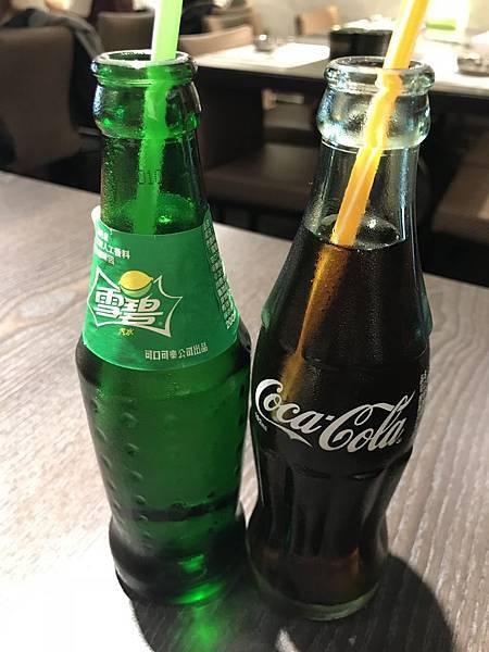 雪碧&可樂