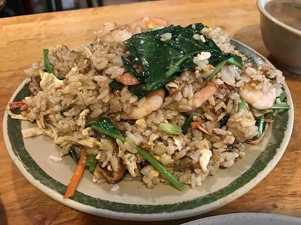 中華一番炒飯