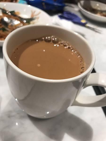 鴛鴦奶茶,85元